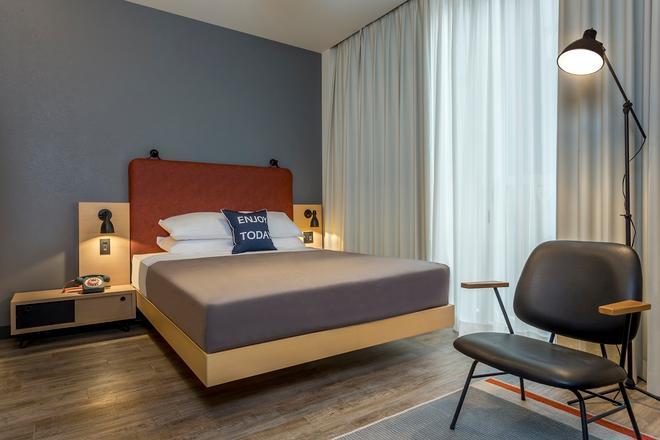 Moxy Osaka Honmachi - Osaka - Bedroom