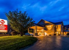 Best Western Plus Saratoga Springs - Saratoga Springs - Edifici