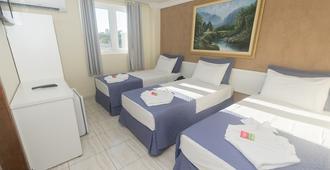 Hotel Portinari Foz - Foz do Iguaçu - Bedroom