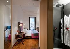 Hotel Alpi - Ρώμη - Κρεβατοκάμαρα