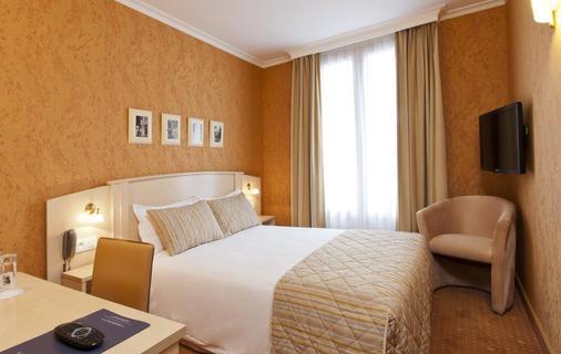 愛麗舍劇院酒店 - 巴黎 - 巴黎 - 臥室