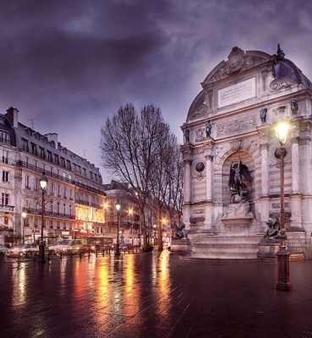 二樓旅館 - 巴黎 - 巴黎 - 室外景