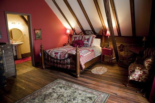 Main Street Bed & Breakfast Established in 1810 - Glasgow - Bedroom