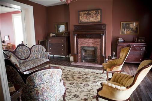 Main Street Bed & Breakfast Established in 1810 - Glasgow - Lobby