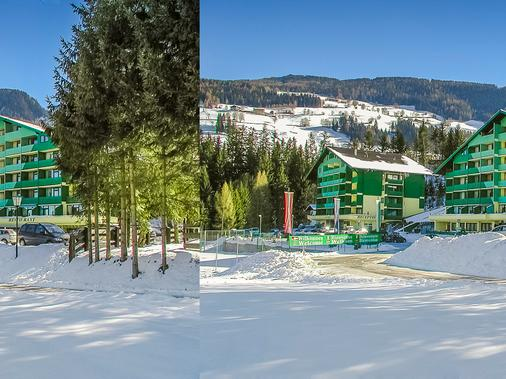 Alpine Club By Diamond Resorts - Schladming - Rakennus