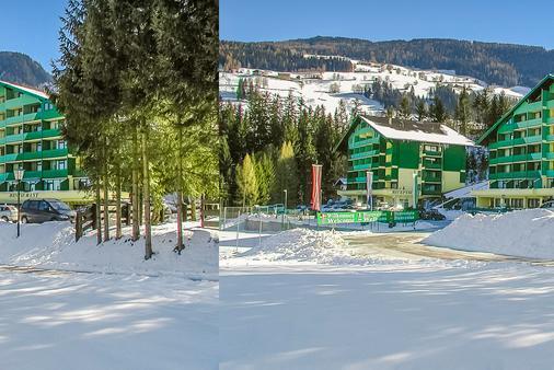 Alpine Club by Diamond Resorts - Schladming - Rakennus