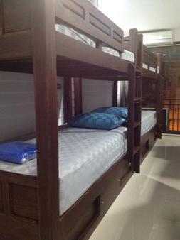 歸家背包客酒店- 青年旅舍 - 曼谷 - 曼谷 - 臥室