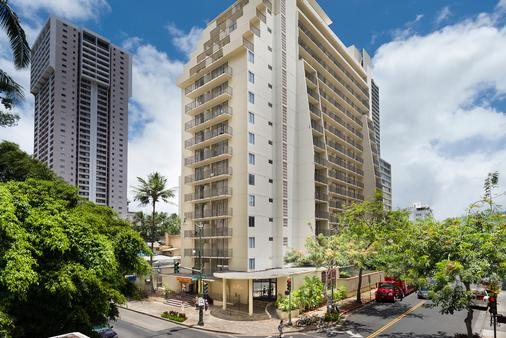 Aqua Ohia Waikiki Studio Suites - Honolulu - Building