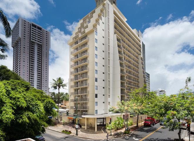 Aqua Ohia Waikiki Studio Suites - Honolulu - Edificio