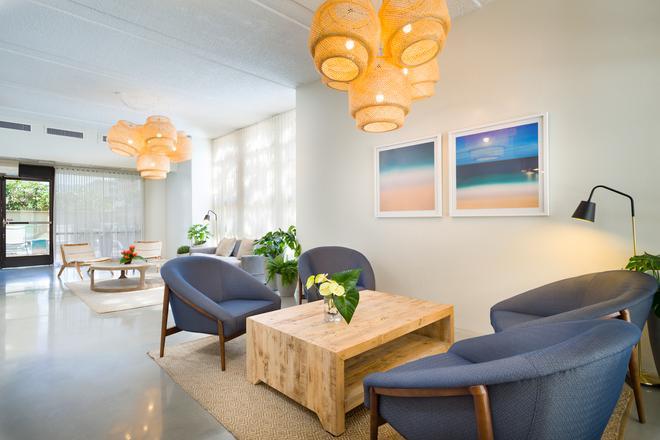 Aqua Ohia Waikiki Studio Suites - Honolulu - Lobby