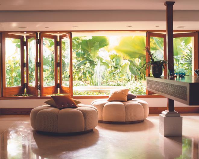 Lotus Honolulu at Diamond Head - Honolulu - Sala de estar