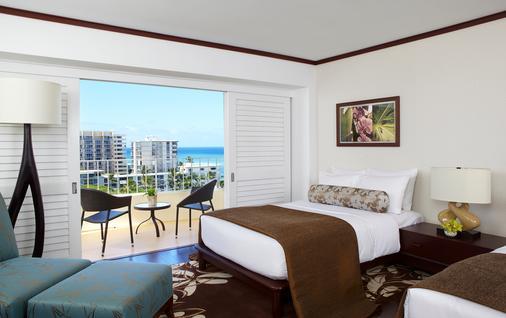 Lotus Honolulu at Diamond Head - Honolulu - Schlafzimmer