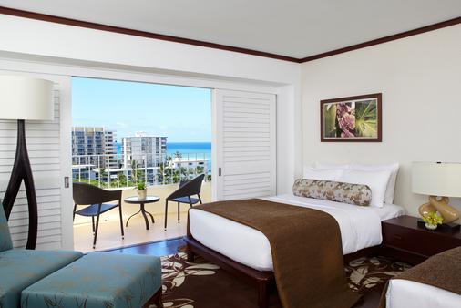 Lotus Honolulu at Diamond Head - Honolulu - Bedroom
