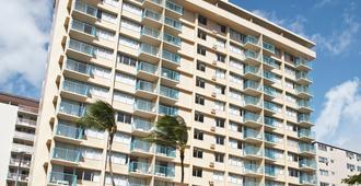 Aqua Aloha Surf Waikiki - Honolulu - Toà nhà