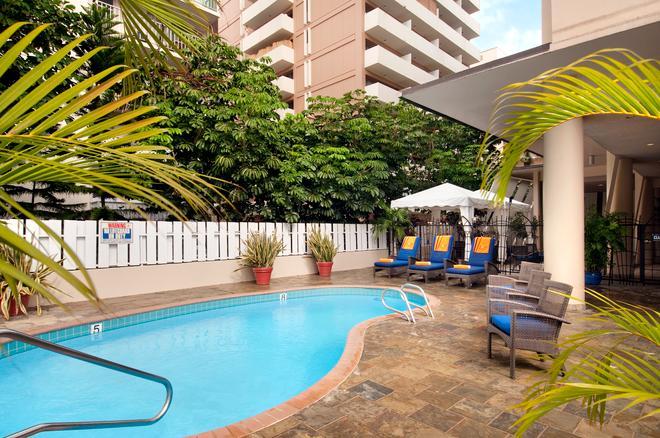 Aqua Aloha Surf Waikiki - Honolulu - Pool