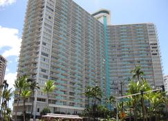 Ilikai Hotel & Luxury Suites - Honolulu - Edificio