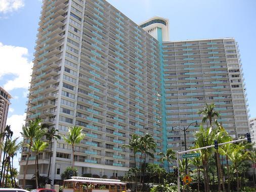 Ilikai Hotel & Luxury Suites - Χονολουλού - Κτίριο