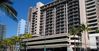 Aqua Palms Waikiki - Honolulu - Toà nhà