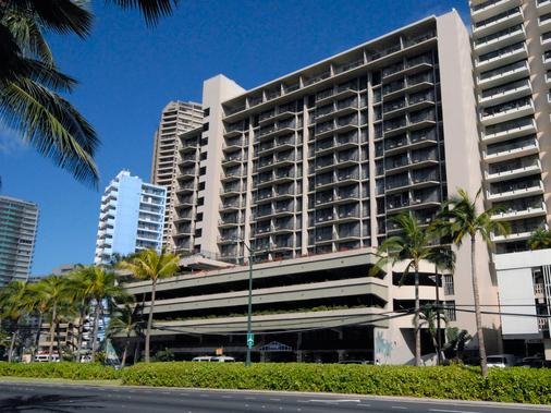 Aqua Palms Waikiki - Honolulu - Building