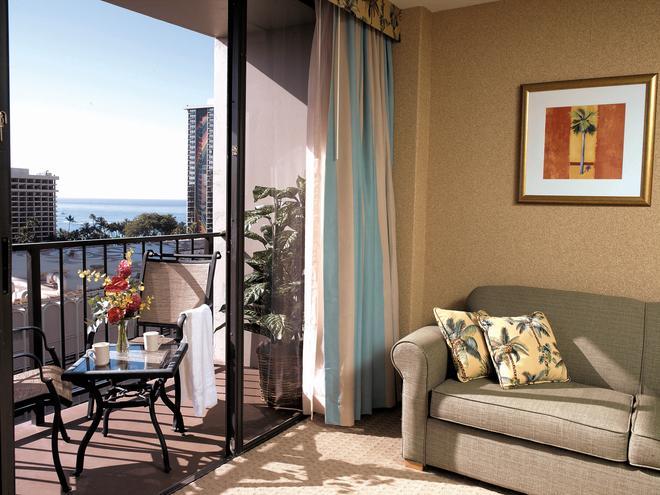 Aqua Palms Waikiki - Honolulu - Balcony