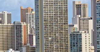 Aqua Skyline at Island Colony - Honolulu - Toà nhà