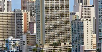 Aqua Skyline at Island Colony - Honolulu - Toà nhà