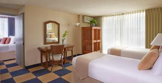 Ewa Hotel Waikiki - Honolulu - Phòng ngủ