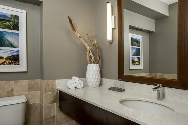 Kauai Beach Resort - Lihue - Bathroom