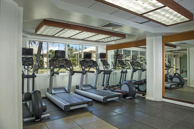 Kauai Beach Resort - Lihue - Gym