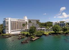 Grand Naniloa Hotel Hilo - a DoubleTree by Hilton - Hilo - Building