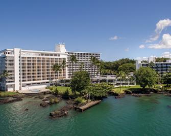 Grand Naniloa Hotel Hilo - a DoubleTree by Hilton - Hilo - Gebäude