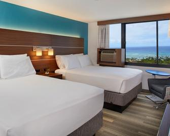 Holiday Inn Express Waikiki - Honolulu - Bedroom