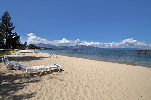 Aston Lakeland Village Beach & Mountain Resort - South Lake Tahoe - Beach