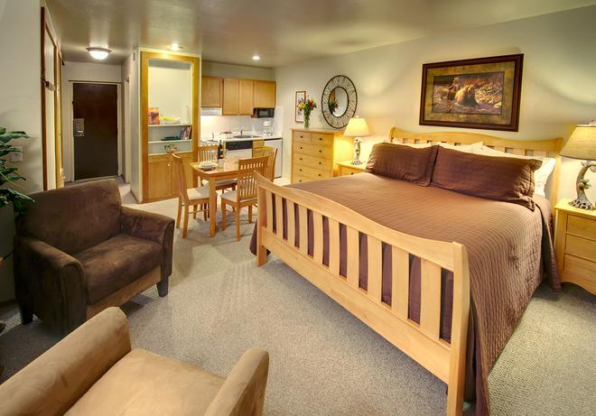 Aston Lakeland Village Beach & Mountain Resort - South Lake Tahoe - Bedroom