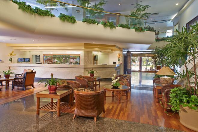 Luana Waikiki Hotel & Suites - Honolulu - Lobby