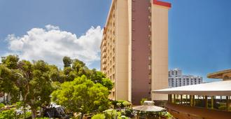 Pagoda Hotel - Гонолулу