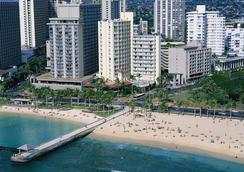 Park Shore Waikiki - Honolulu - Outdoor view