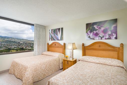 Aston at the Waikiki Banyan - Honolulu - Phòng ngủ