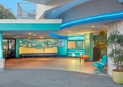 Aston Waikiki Circle Hotel - Honolulu - Hành lang