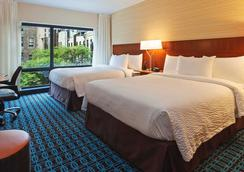 Fairfield Inn & Suites by Marriott Chicago Downtown/River North - Chicago - Bedroom