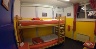 Downtown Lodge Hostel - Unique Simple Central - Grindelwald - Schlafzimmer