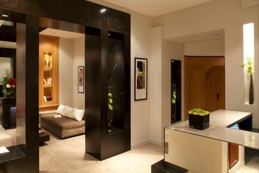 Hotel Marceau Champs Elysees - Pariisi - Oleskelutila