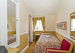 Admiral Hotel - 倫敦 - 倫敦 - 臥室