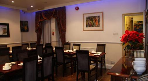 Admiral Hotel At Park Avenue - London - Nhà hàng