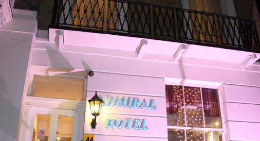 Admiral Hotel At Park Avenue - London - Toà nhà