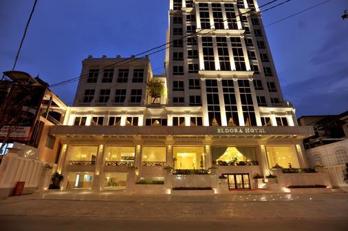 Eldora Hotel - Huế - Toà nhà