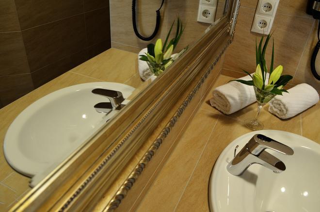 布萊梅斯塔德特酒店 - 不來梅 - 浴室