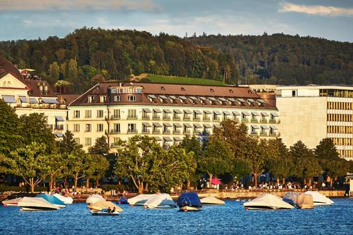 Steigenberger Hotel Bellerive au Lac - Zurich - Toà nhà
