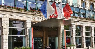 Steigenberger Hotel Bellerive au Lac - Zürich - Gebäude
