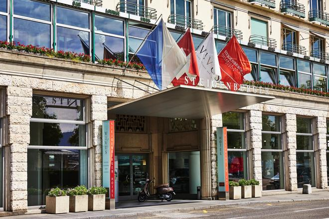 Steigenberger Hotel Bellerive au Lac - Ζυρίχη - Κτίριο